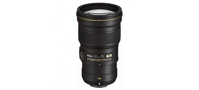 Nikon AF-S NIKKOR 300mm f/4E PF ED VR NEW