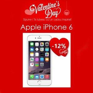 iPhone 6 cadou pentru femei de yiua indragostitilor