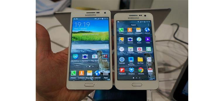 Samsung Galaxy A5 vs Samsung Galaxy A3