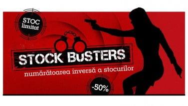 Cele mai noi reduceri, doar la Emag – Stock Busters