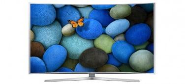 Televizor SUHD Curbat Smart 3D Samsung 55JS9000 4K Ultra HD
